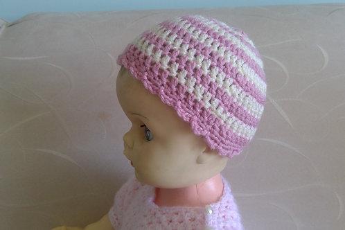 Pretty Little Crocheted Hat