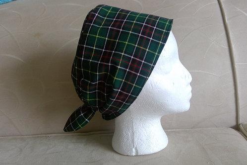 Newfoundland Tartan Surgery Hat