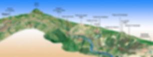 parcours velorail du sud de l'ardeche