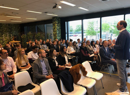 Kick off Smart Travel Challenge - Hotelschool the Hague
