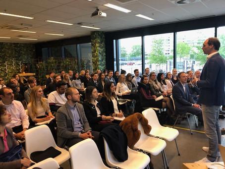 Kick off Smart Travel Challenge - Hotelschool the Hague