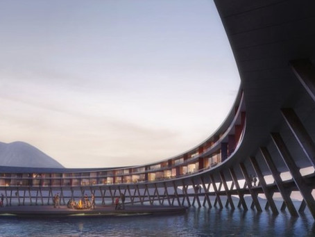 The first climate positive hotel in the world