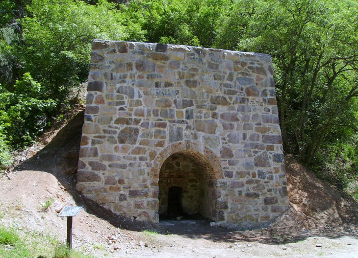 Ogden Canyon Lime Kiln