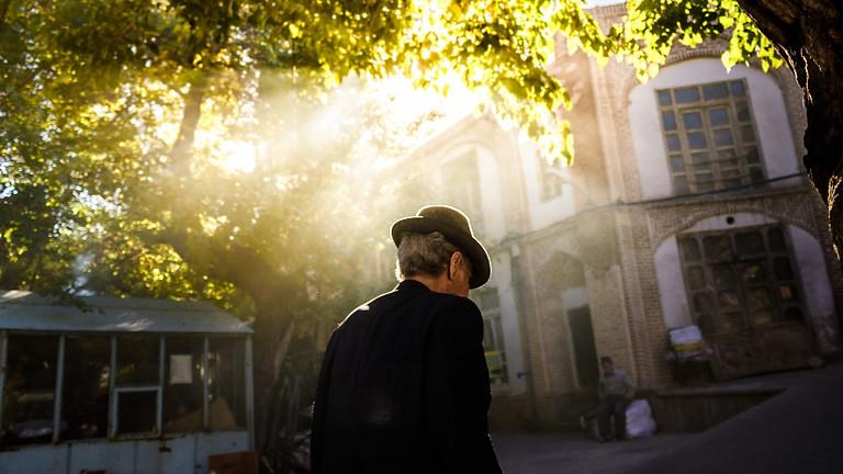 TALK BY MEHRAN CHERAGHCHI BAZAR (IRAN)
