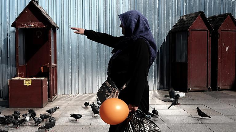 TALK BY ALPHAN YILMAZMADEN AND TURKUAZ STREET COLLECTIVE