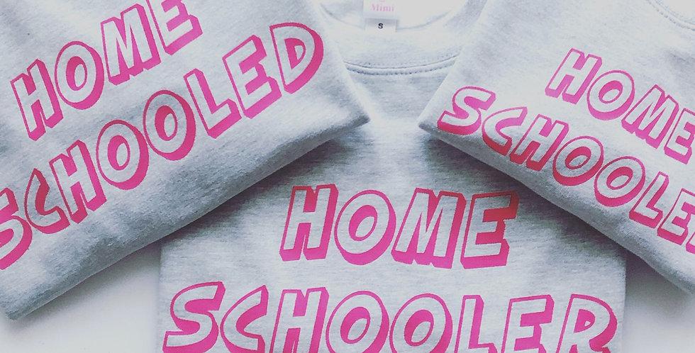 Homeschooled / Homeschooler Sweatshirts
