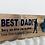 Thumbnail: Best Dad Bottle Opener Plaque