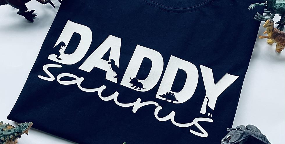 Daddy - Saurus / Mummy - Saurus T-Shirt