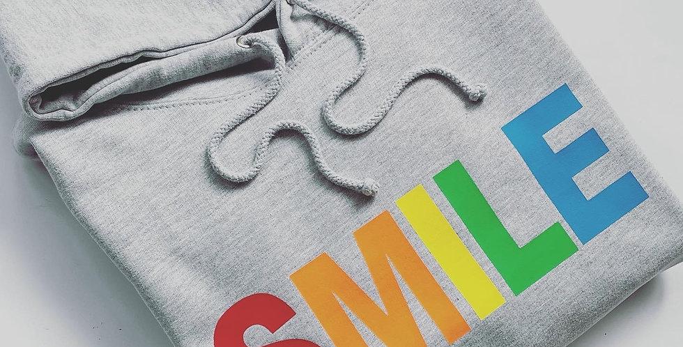 Adults' Rainbow Slogan Top