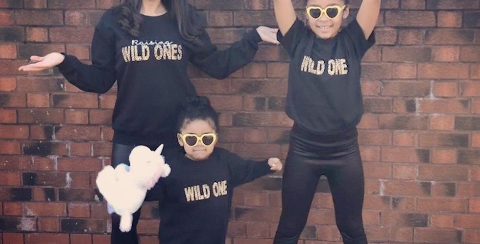 'Raising Wild Ones' Clothing Range