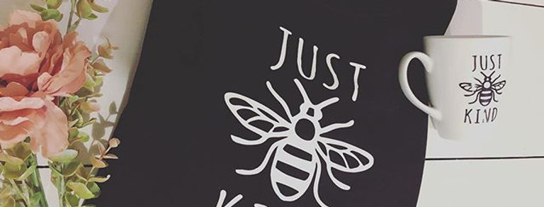 'Just Bee Kind' Clothing Range