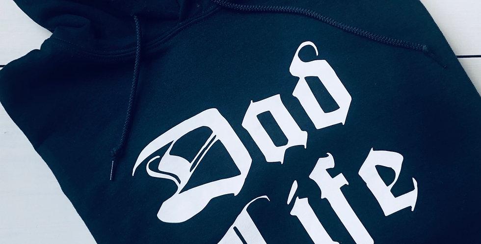 'Dad Life' Black T-Shirt / Hoodie
