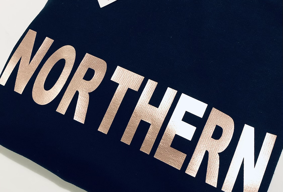 French Navy 'NORTHERN' / 'SOUTHERN' Sweatshirt
