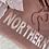 Thumbnail: 'NORTHERN' Slogan Hoodie