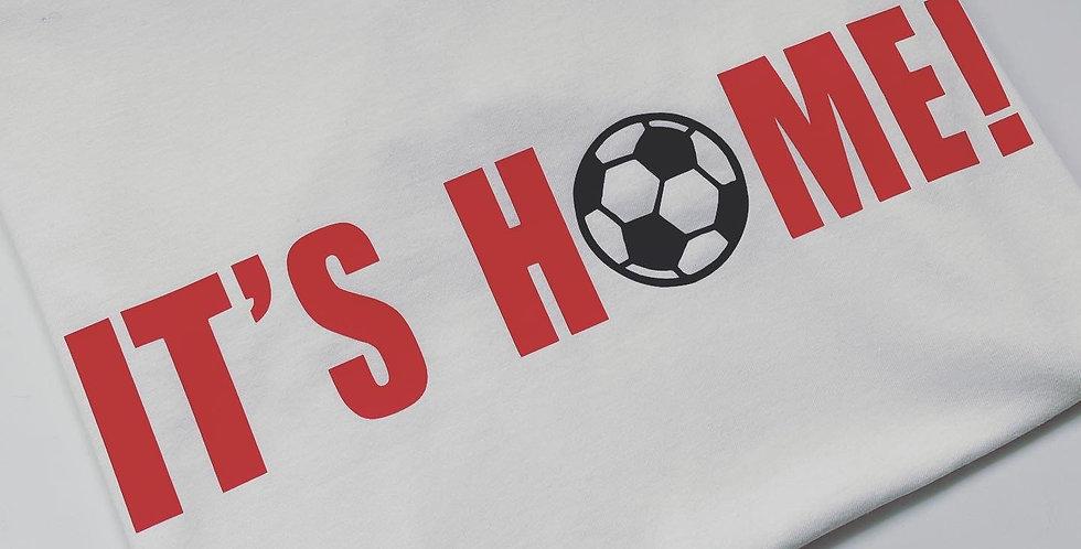 'It's Home!' White T-Shirt