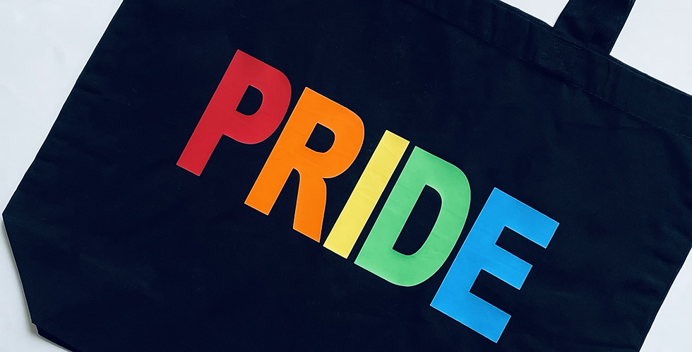 Pride Rainbow Design Bag / T-shirt