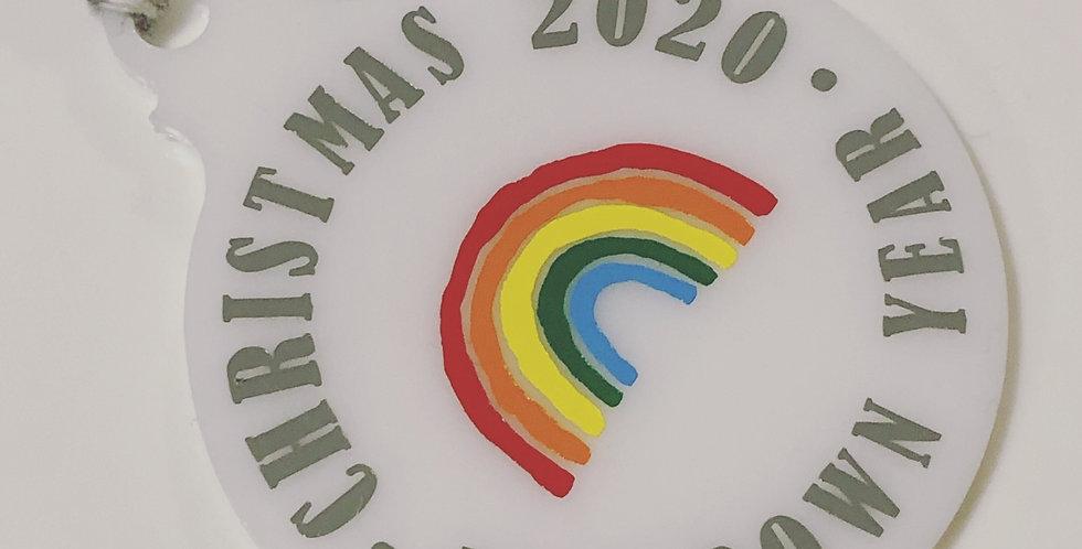 Christmas 2020 Lockdown Bauble