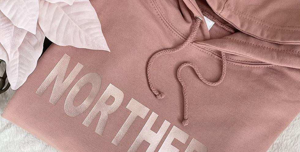 'NORTHERN' Slogan Hoodie