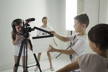 Fun Fun Filming Class Workshop