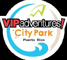 VIP adventures city park logo.png