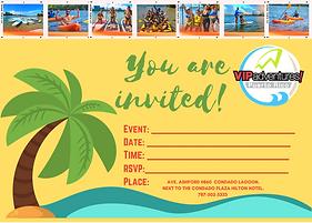 Cumple VIP invitación Playa.png