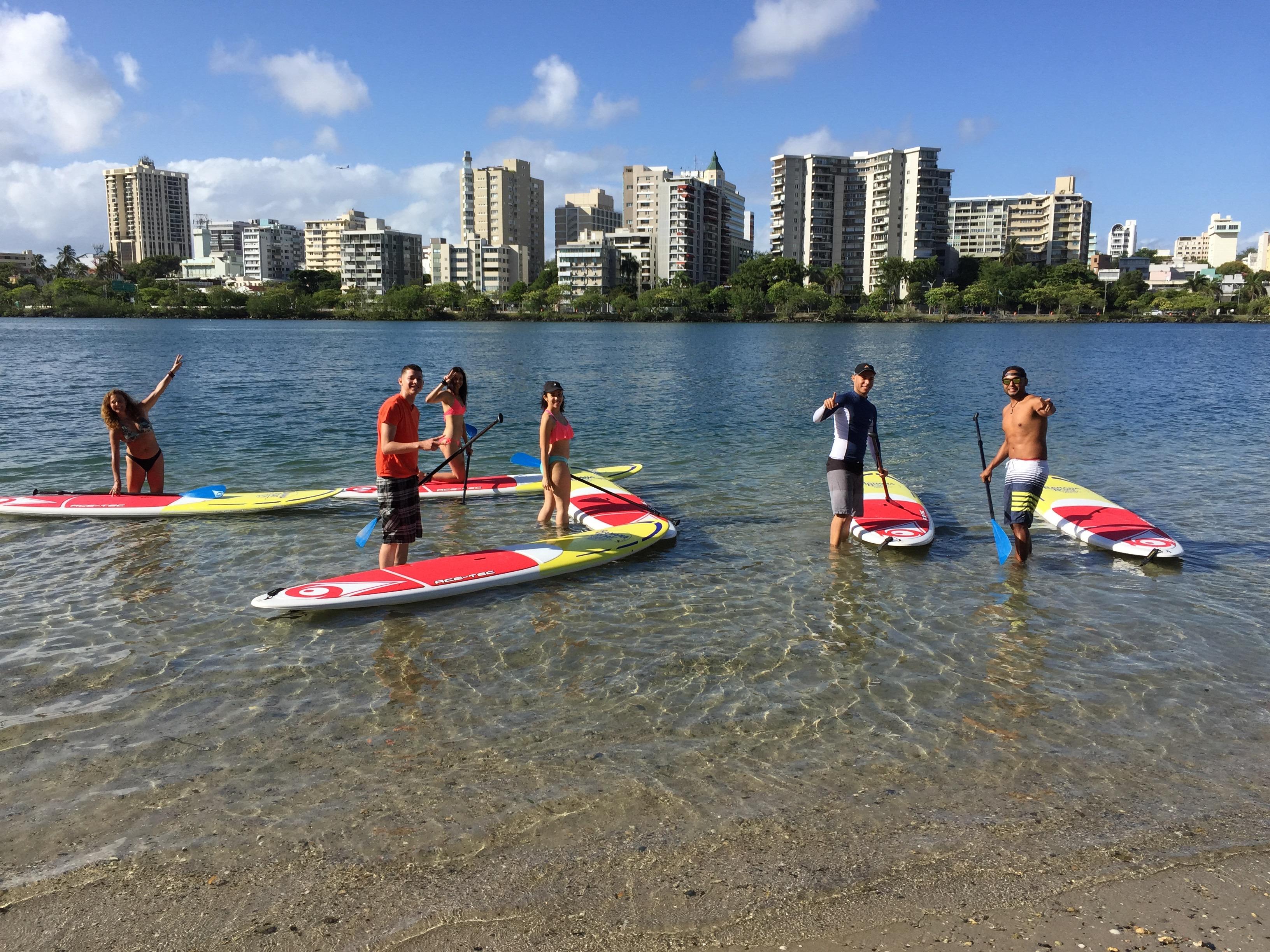 Paddle Boarding Condado