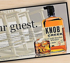 Knob Creek Detail