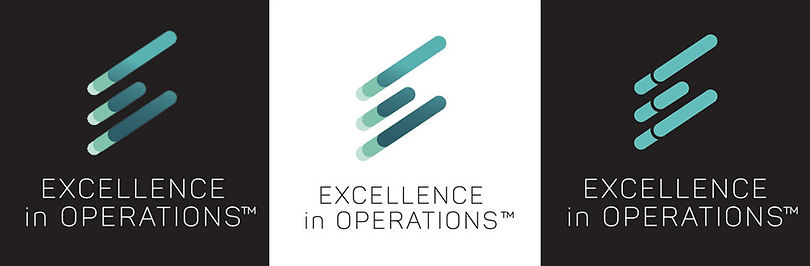 Excellence in Operations Logos