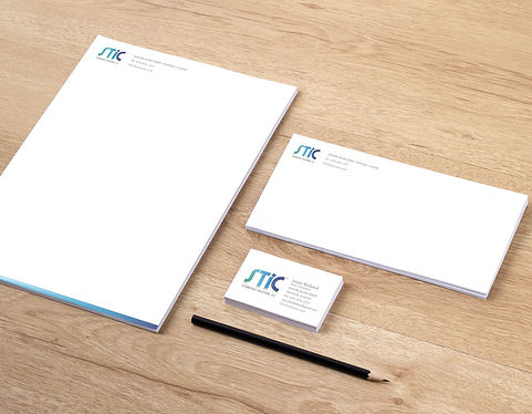STIC Print Collateral