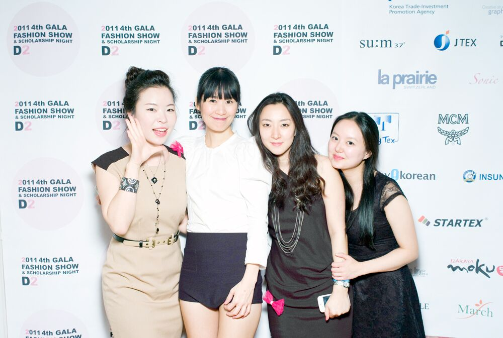 2011 4th Gala Fashion Show & Scholar