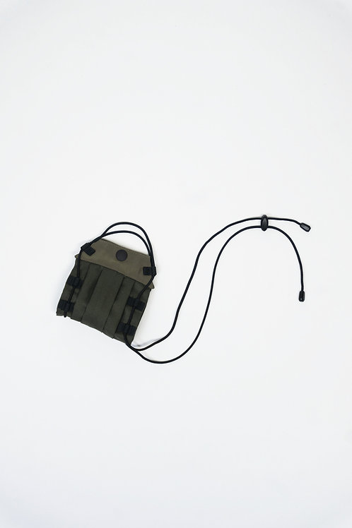 Breathable packable mask (Military)