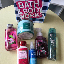 Bath and Body Works Package