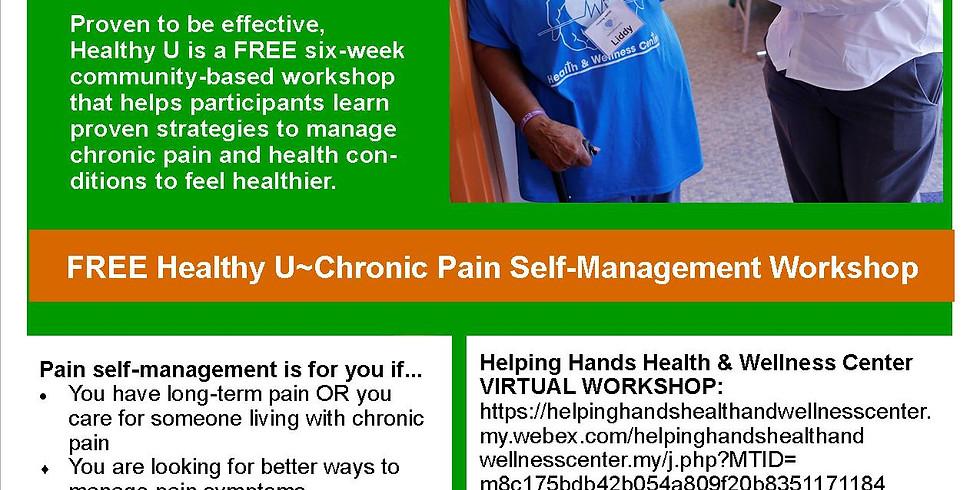 POSTPONE Healthy U - August 2020