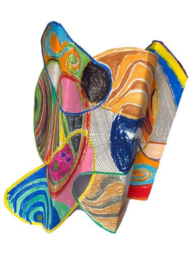 'Rhythmic Colour Series'