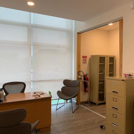 oficina administrativa