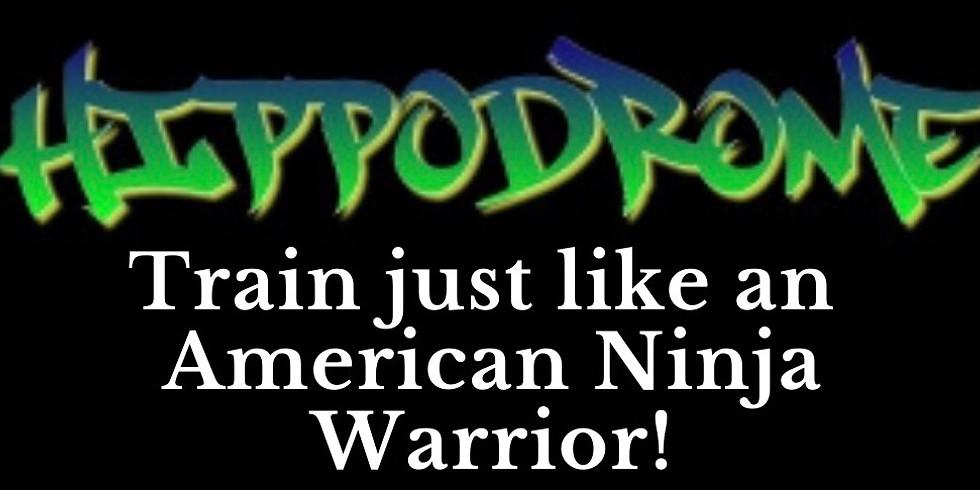 Ninja Drop in