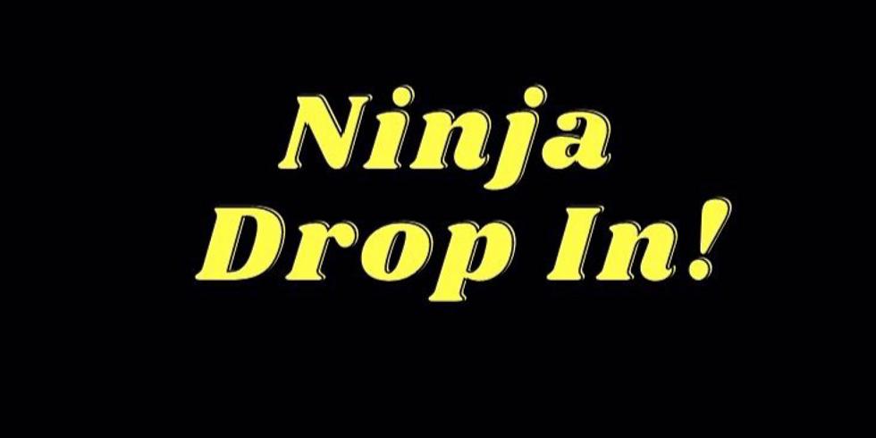 Ninja Drop In  1-2:30