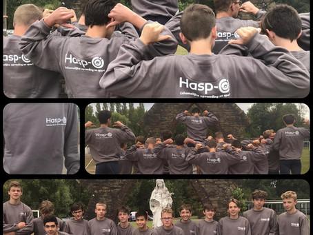 Hasp-O Zepperen - Nieuwe sweaters voor onze Sportafdeling!