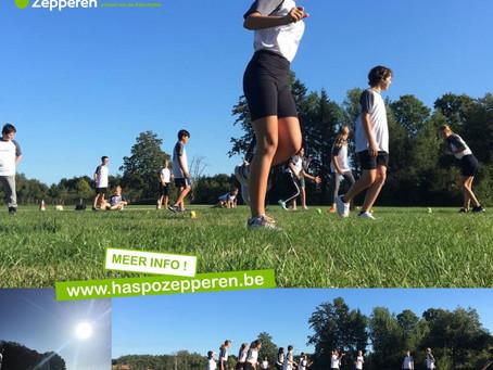 Hasp-O Zepperen - Sporten in 't groen!