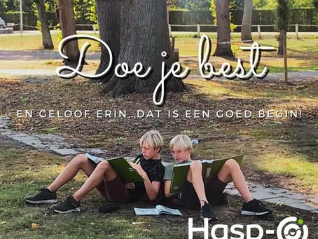 Hasp-O Zepperen - Succes!