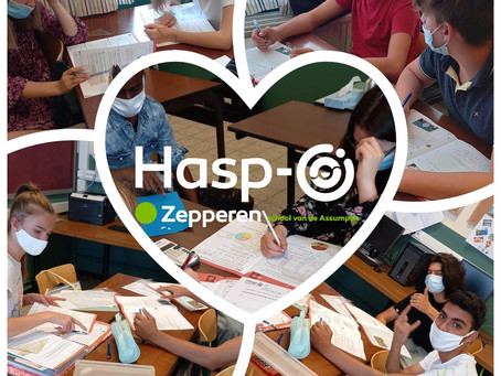 Hasp-O Zepperen - Week van de mobiliteit!