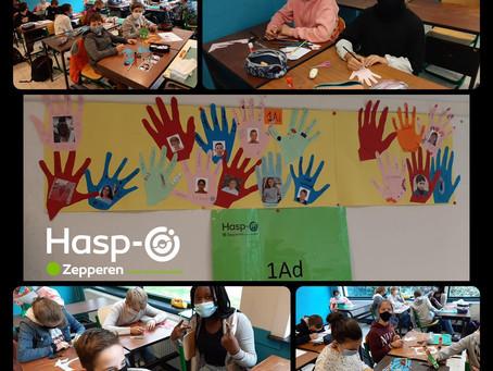 Hasp-O Zepperen - Origineel voorstellen in 1Ad