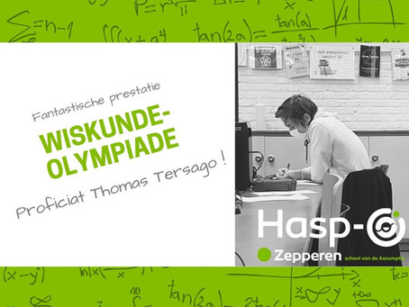 Hasp-O Zepperen - Wiskunde-Olympiade