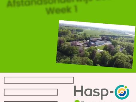 Hasp-O Zepperen - Contactonderwijs - Week 1