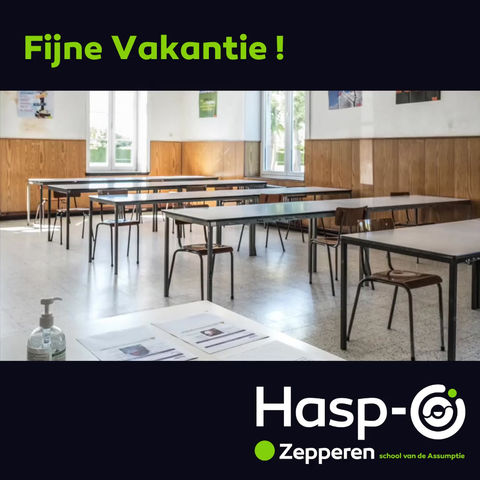 Hasp-O Zepperen - Alle maskers vallen af!