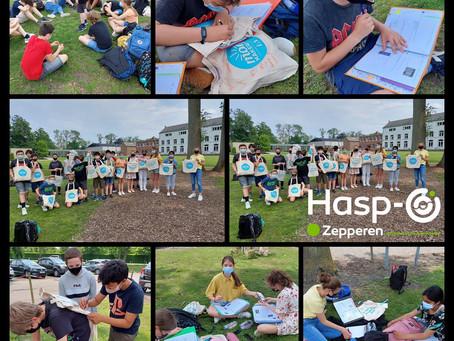 Hasp-O Zepperen - Mooimakers