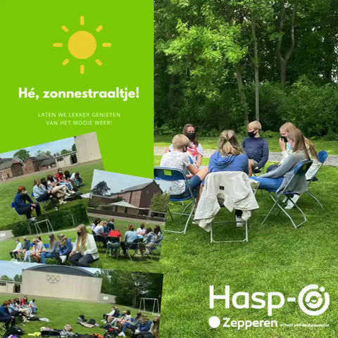 Hasp-O Zepperen - Buitenlessen