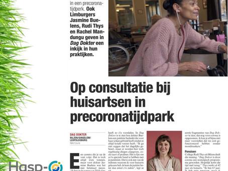 Hasp-O Zepperen - Oud-leerling Dokter Buelens op TV