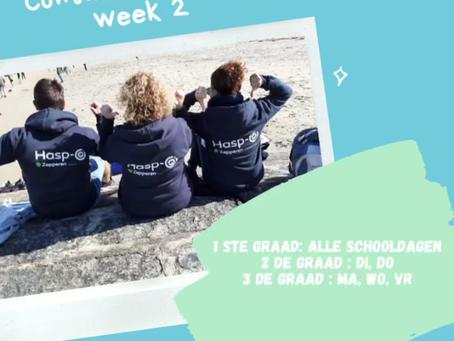 Hasp-O Zepperen - Contactonderwijs Week 2