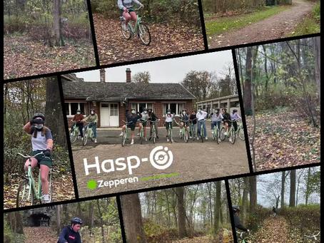 Hasp-O Zepperen - Sporten op een leuk parcours!